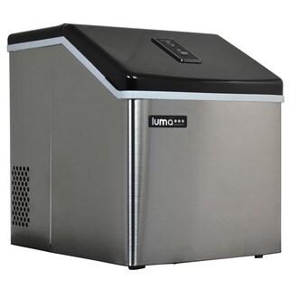 Luma Comfort Stainless Steel Portable Ice Maker