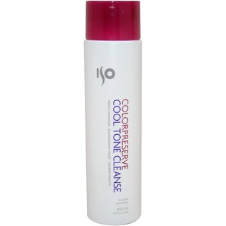 ISO Color Preserve Cool Tone Cleanse Violet 10.1-ounce Shampoo