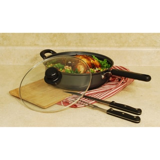 Carbon Steel 5-quart Chicken Fryer