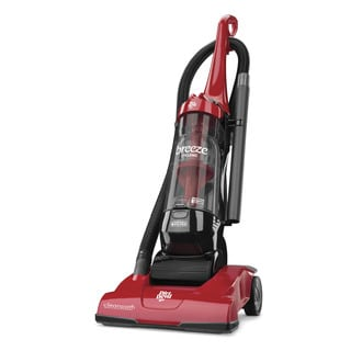 Dirt Devil UD70105 Breeze Bagless Cyclonic Upright Vacuum