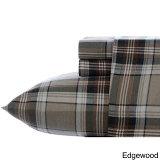 Eddie Bauer Cotton Flannel Sheet Set (More options available)