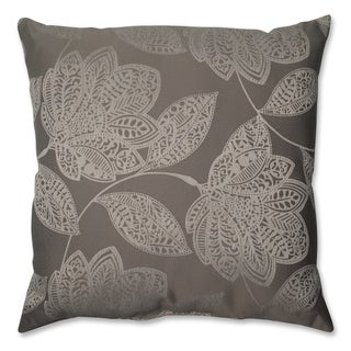Pillow Perfect Beatrice Jute 24.5-inch Decorative Pillow
