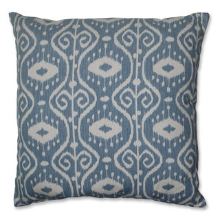 Pillow Perfect Ikat Empire Yacht 24.5-inch Decorative Pillow