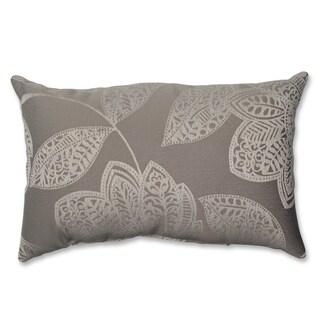 Pillow Perfect Beatrice Jute Rectangular Throw Pillow