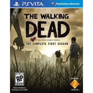 PS Vita - The Walking Dead Complete