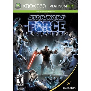 Xbox 360 - Star Wars The Force Unleashed