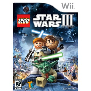 Wii - Lego Star Wars III Clone Wars