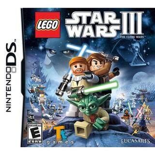 NinDS - Lego Star Wars III Clone Wars