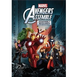 Marvel's Avengers Assemble: Assembly Required (DVD)