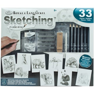Royal Brush Sketching Made Easy Box Set