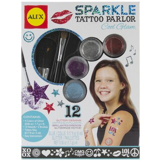 Sparkle Tattoo Parlor Cool Glam Kit