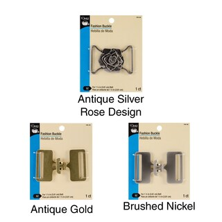 Fashion Buckle For 1-1/2in Belt