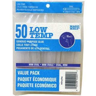 """Low Temp Mini Glue Sticks-5/16""""X4"""" 50/Pkg"""