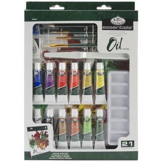 Royal Brush Essentials Art Set-Oil Painting