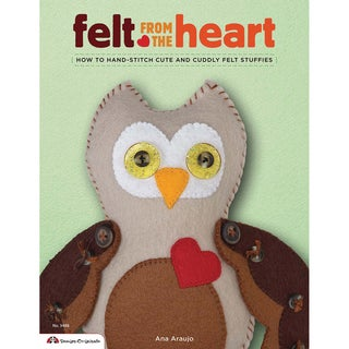 Design Originals-Felt From The Heart
