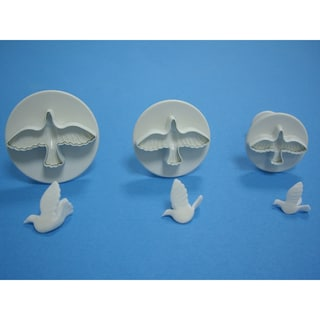 Cutter Set 3 Pieces-Dove