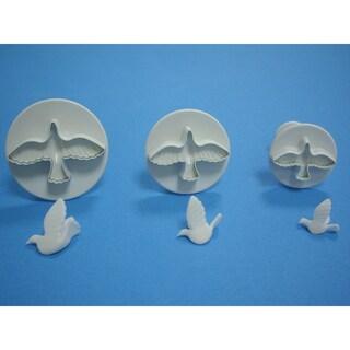 Cutter Set 3 Pieces-Dove