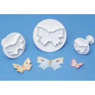 Plunger Cutter Set 3 Pieces-Butterfly