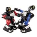 Blue Hat Remote Controlled Battle Boxing Robots (Set of 2)