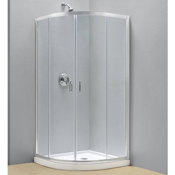 Dreamline Prime Frameless Sliding Shower Enclosure And