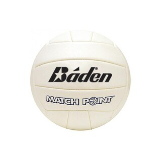 White Matchpoint Volleyball