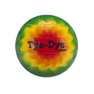 Tie Dye Volleyball