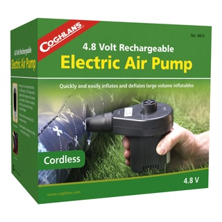4.8V Rechargeable Air Pump