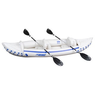 Sea Eagle 330 Inflatable Kayak with Paddles