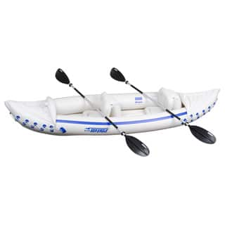 Sea Eagle 330 Inflatable Kayak Starter Package|https://ak1.ostkcdn.com/images/products/8249547/8249547/Sea-Eagle-330-Inflatable-Kayak-with-Paddles-P15576003.jpg?impolicy=medium