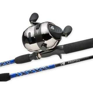South Bend Proton 5'6 Spincast Combo