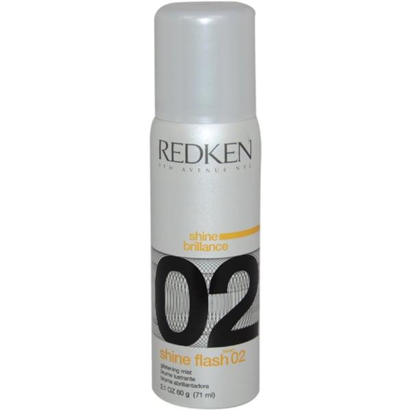 Redken Shine Flash 02 2.1-ounce Glistening Mist