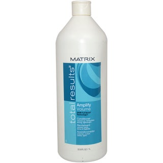 Matrix Total Results Amplify 33.8-ounce Volume Conditioner