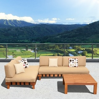Amazonia Adriatic 3-piece Sectional Set