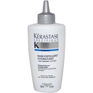 Kerastase Specifique Bain Exfoliant Hydratant Dry Scalp 4.2-ounce Shampoo