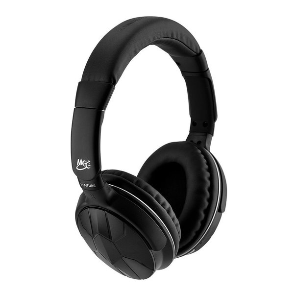 MEE audio Air-Fi Venture AF52 Stereo Bluetooth Wireless Headphones with Headset Functionality