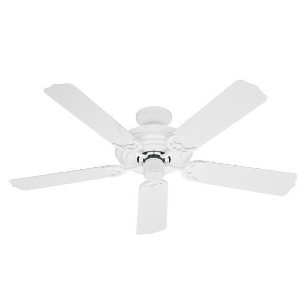 Hunter Fan 52-inch 5-blade Sea Air White Ceiling Fan