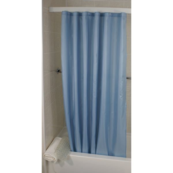 Twinkle Swiss Dot Shower Curtain - Free Shipping On Orders Over ...