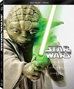 Star Wars Trilogy Episodes I-III (Blu-ray/DVD)