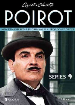 Agatha Christie's Poirot: Series 9 (DVD)