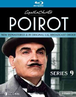Agatha Christie's Poirot: Series 9 (Blu-ray Disc)