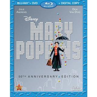 Mary Poppins (50th Anniversary Edition) (Blu-ray/DVD)
