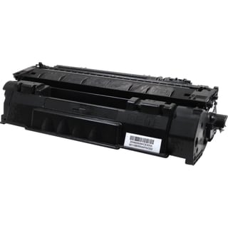 eReplacements Toner Cartridge - Alternative for HP (CE505A) - Black
