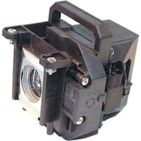 eReplacements ELPLP53, V13H010L53 - Replacement Lamp for Epson