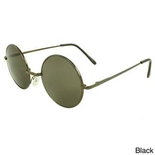 Colorplay Round Retro Sunglasses