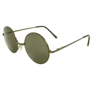 Colorplay Round Retro Sunglasses