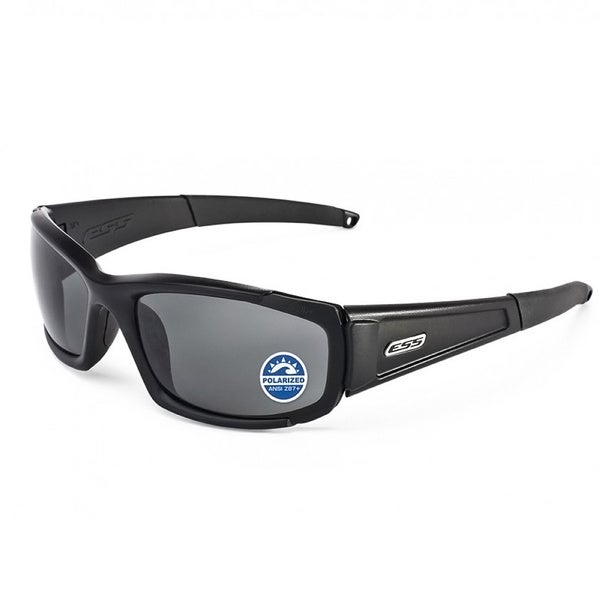 CDI Polarized Mirror Grey Glasses 740-0529