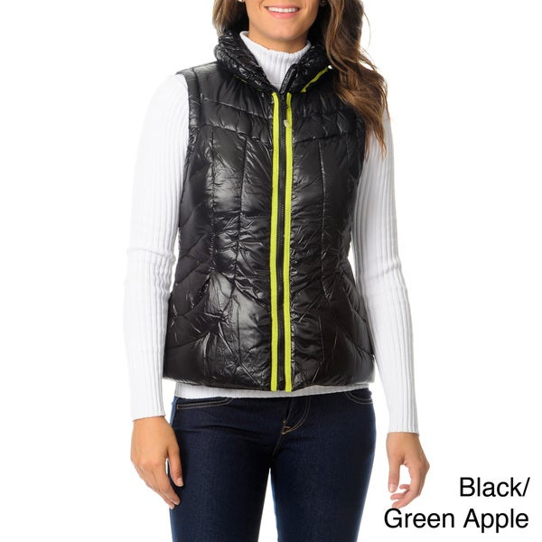 Halifax Traders Women's Ultra Light Packable Down Vest
