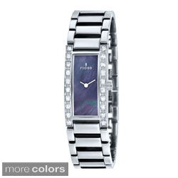 Fjord Women's 'Aasa' Crystal-accented Watch