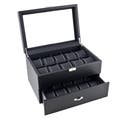 Caddy Bay Collection Polyurethane Watch Boxes