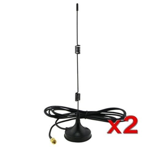 INSTEN Wi-Fi Booster Antenna (Pack of 2)